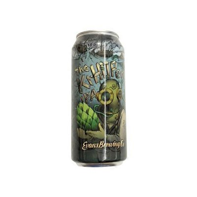 Evans Brewing Company The krHOPen IPA