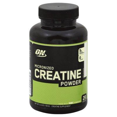 Optimum Nutrition Creatine, Micronized, Unflavored, Powder