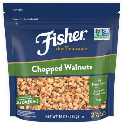 Fisher Chopped Walnuts