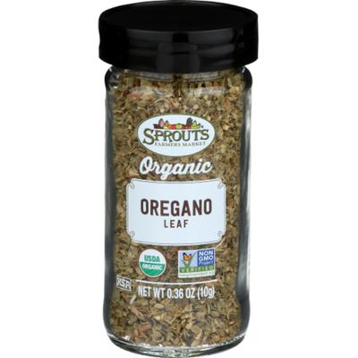 Sprouts Organic Oregano Leaf Spice