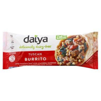 Daiya Dairy Free Tuscan Burrito