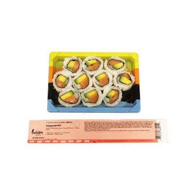 Sushi Avenue Salmoncado Roll