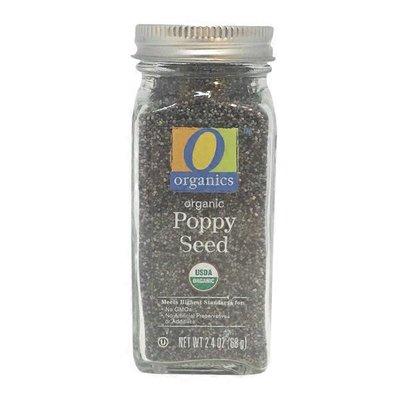 O Organics Organic Poppy Seed