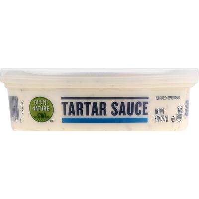 Open Nature Tartar Sauce