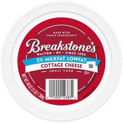 Breakstone'S Small Curd Milkfat Lowfat Cottage Cheese
