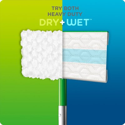 Swiffer Wet Mopping Cloths, With Gain Scent