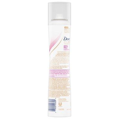 Dove Hairspray Extra Hold