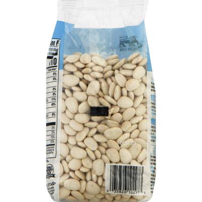 Food Lion Beans, Baby Lima, Bag