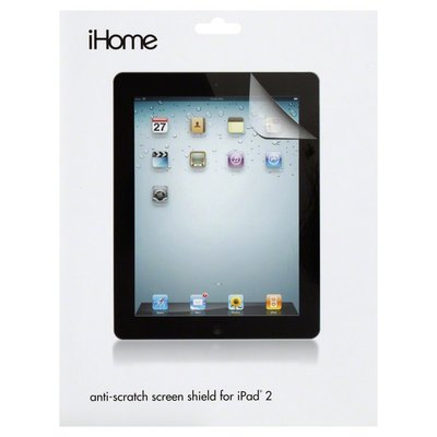I Home Screen Shield, Anti-Scratch, for iPad 2