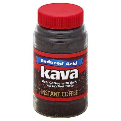 Kava Coffee, Instant, Reduced Acid