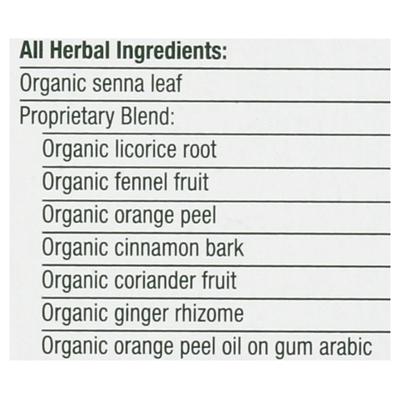 Traditional Medicinals Herbal Supplement, Organic, Original with Senna, Smooth Move, Bags
