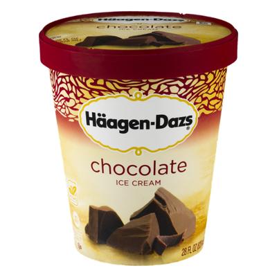 Haagen-Dazs HAAGEN-DAZS Chocolate Ice Cream