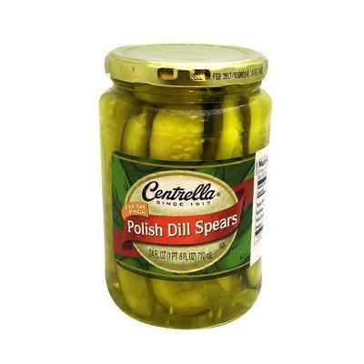 Centrella Polish Dill Pickle Spears