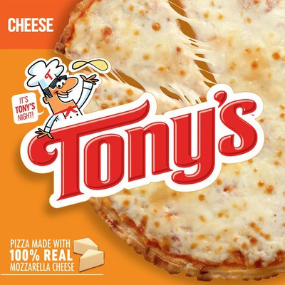 Tony's Pizzeria Style Crust Cheese Pizza