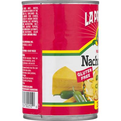 La Preferida Nacho Cheese Sauce, Zesty