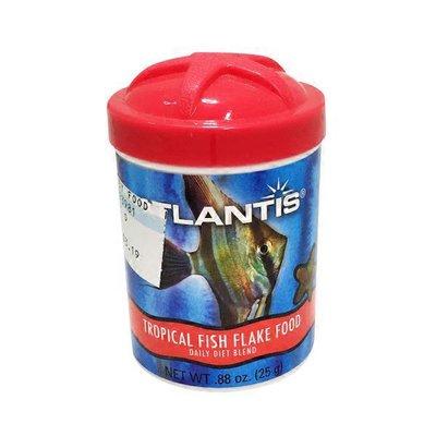 Atlantis Tropical Fish Flake Food