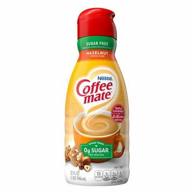 Coffee mate Hazelnut Zero Sugar Liquid Coffee Creamer