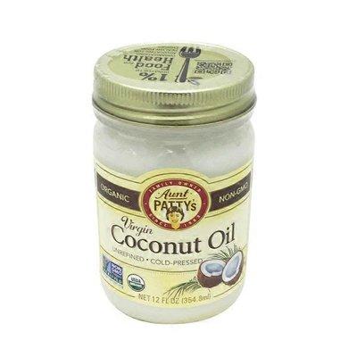 GloryBee Organic Unrefined Virgin Coconut Oil