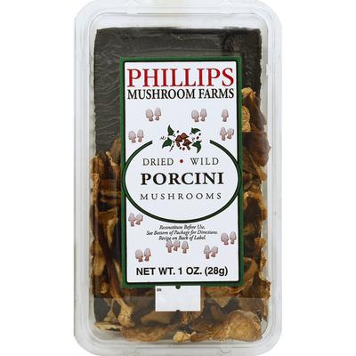 Philips Mushrooms, Porcini, Dried