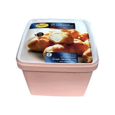 Poppies International Mini Cream Puff