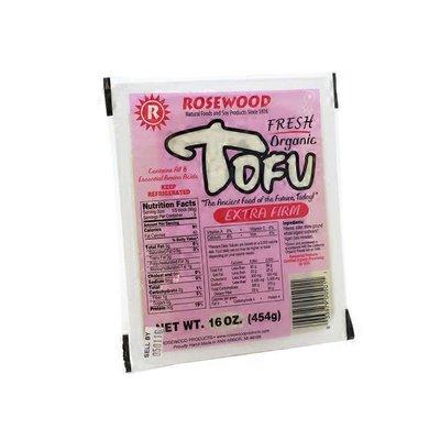 Rosewood Fresh Organic Extra Firm Tofu