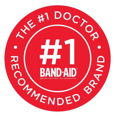 Band-Aid Brand Flexible Fabric Adhesive Bandages, Extra Large