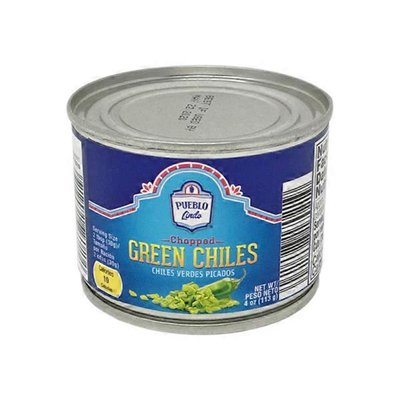 Benita Chopped Green Chiles