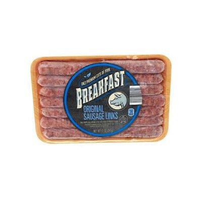 Original Pork Breakfast Sausage Links