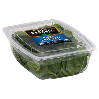 Taylor Farms Taylor Organic Baby Spinach