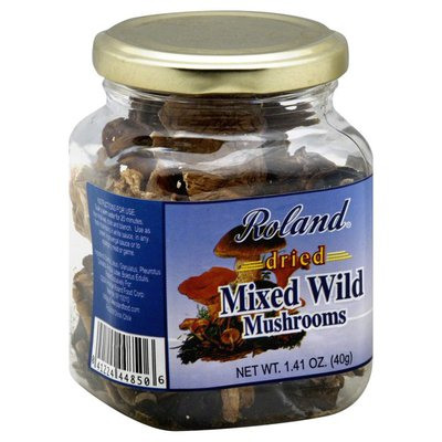 Roland Foods Dried Wild Mixed Mushrooms