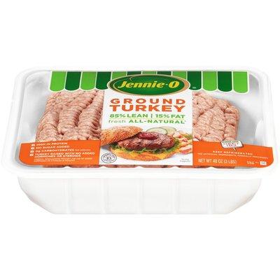 Jennie-O 85% Lean/15% Fat Ground Turkey