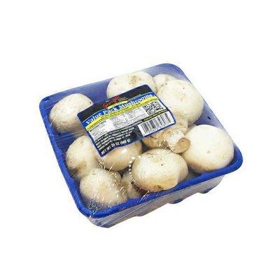 Dole Mushrooms Premium Large White