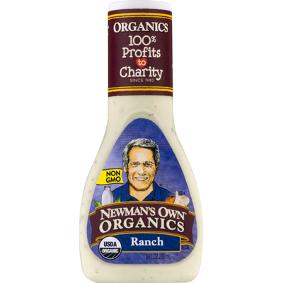 Newman's Own Ranch Dressing