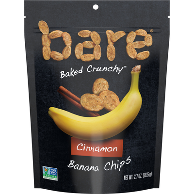 Bare Cinnamon Banana Chips