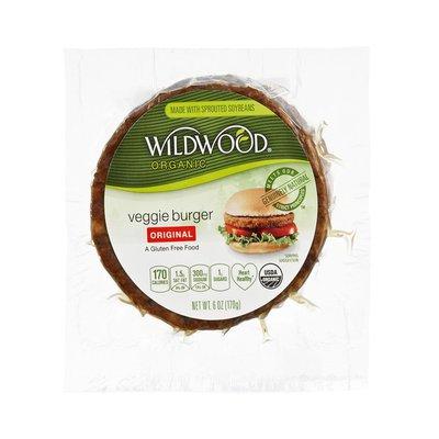 Wildwood Organic Original Tofu Veggie Burger