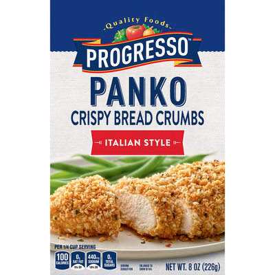 Progresso Panko Bread Crumbs, Italian Style