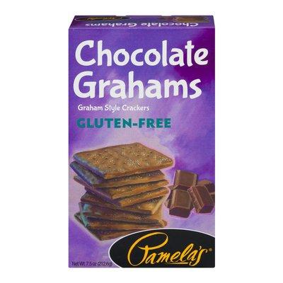 Pamela's Chocolate Grahams Gluten-Free