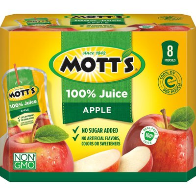 Mott's 100% Apple Juice