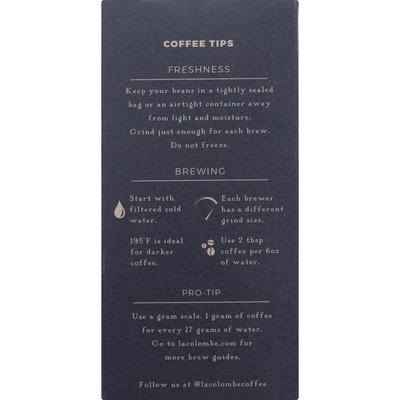 La Colombe Coffee, Medium Roast, Nizza