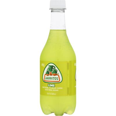 Jarritos Soda, Lime