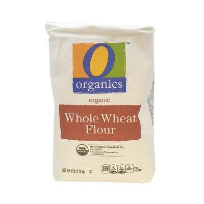 O Organics Organic Whole Wheat Flour