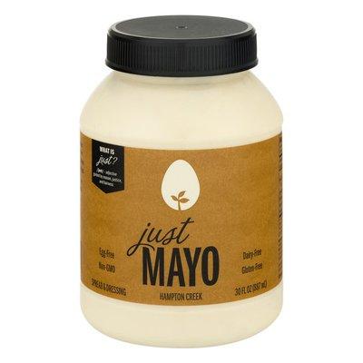 Just Mayo Spread & Dressing