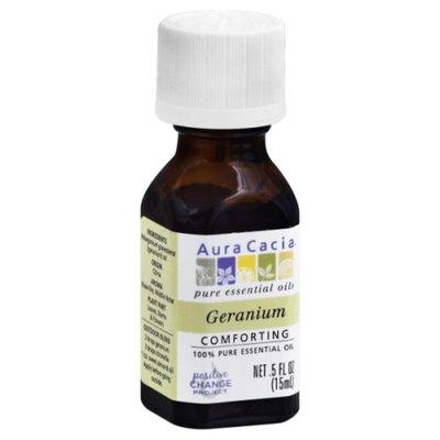 Aura Cacia Pure Essential Oils Geranium