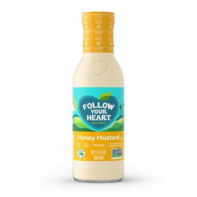 Follow Your Heart Honey Mustard Dressing
