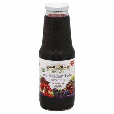 Smart Juice 100% Juice, Organic, Antioxidant Force
