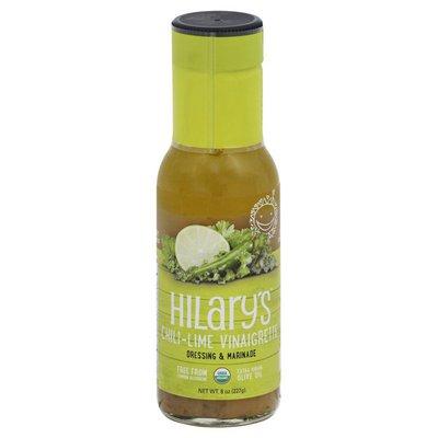 Hilary's Eat Well Dressing & Marinade, Vinaigrette, Chili-Lime