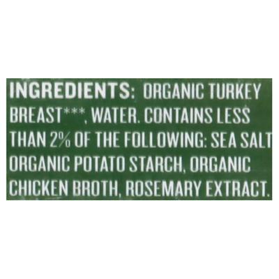 Applegate Organic Smoked Turkey Breast