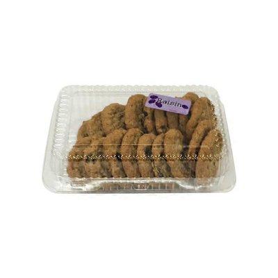 Dave's Homemade Oatmeal Raisin Cookies