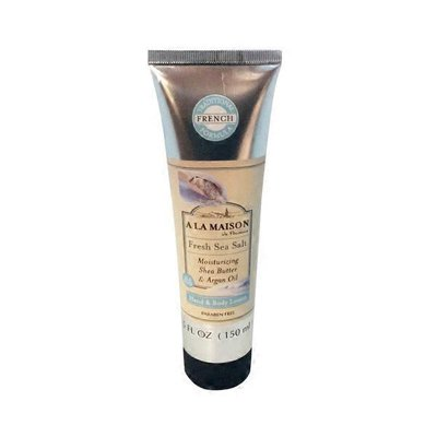 A La Maison de Provence Hand & Body Lotion, Fresh Sea Salt
