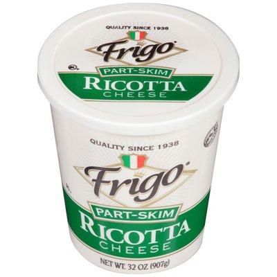 Frigo Part-Skim Ricotta Cheese